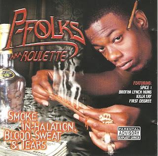 P-Folks – Smoke In-Halation, Blood Sweat & Tears (1999) [CD] [FLAC]