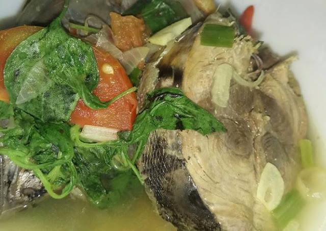 resep ikan tuna kuah segar