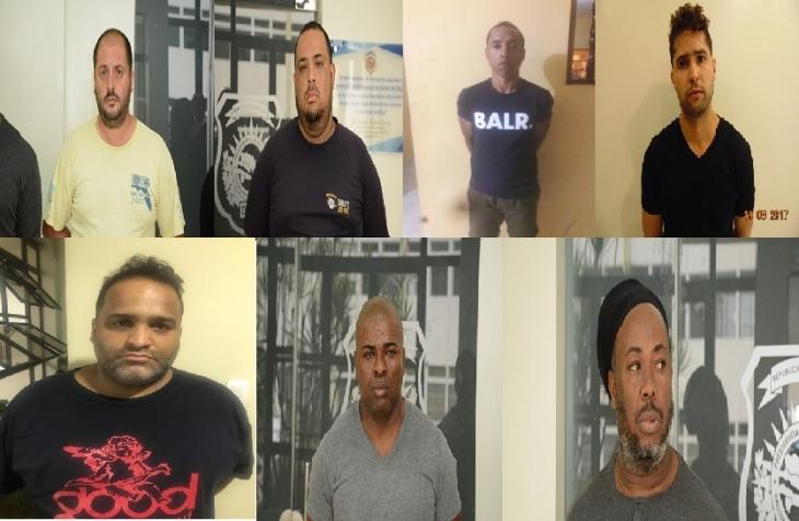 [Video] Desbaratan red internacional de 'narcomulas' en RD