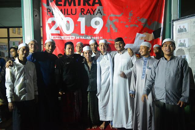 Panggung Debat Capres-Cawapres Mahasiswa BEM 2019-2020 | LPMDalwa | Dalwa