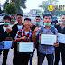 Peduli Longsor Di Gomo, Mahasiswa Asal Nias di Medan Gelar Aksi Sosial