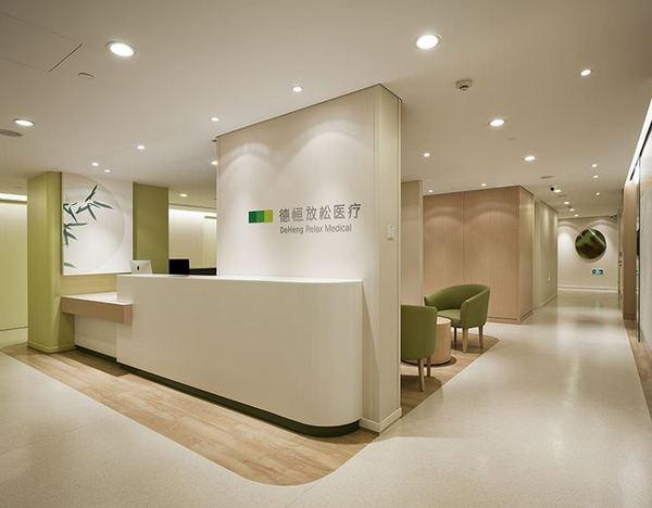 Modern Office Reception Design Interior S