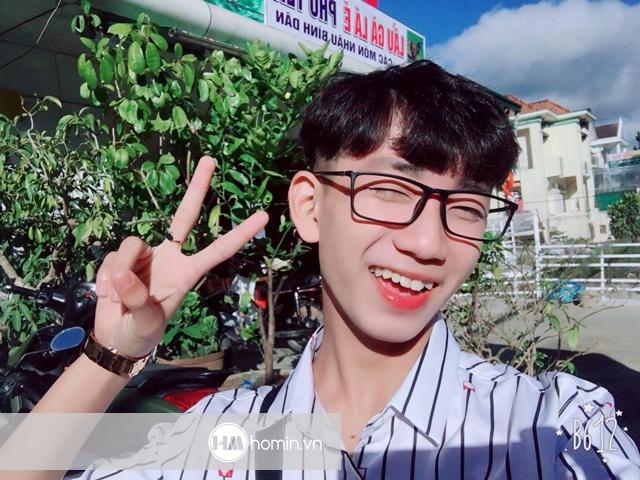 hot face Trần Trương Vĩnh