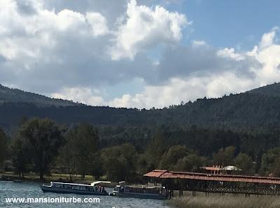 Lake Zirahuen in Michoacan