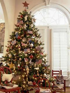 Dekorasi Pohon Natal