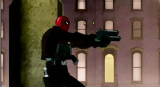batman under the red hood animated film clip and trailer