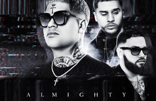 Almighty & Miky Woodz & Juhn - Ley De Vida