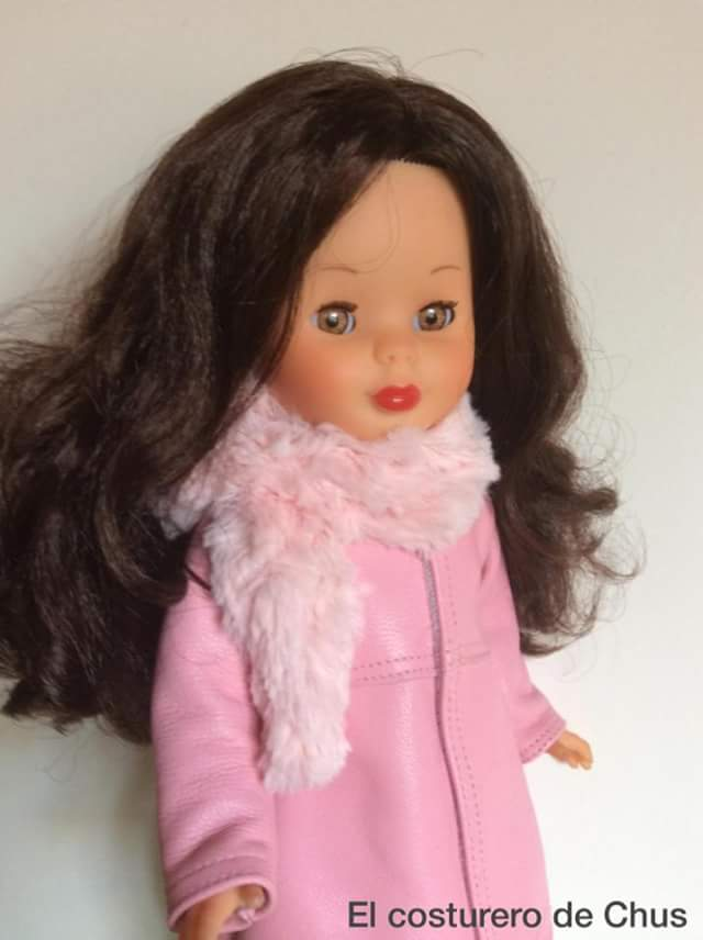 Vestidos Para Nancy de Chus Garcia: Moda en piel otoño invierno