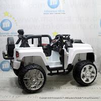 Mobil Mainan Aki Pliko PK3868 Hommer