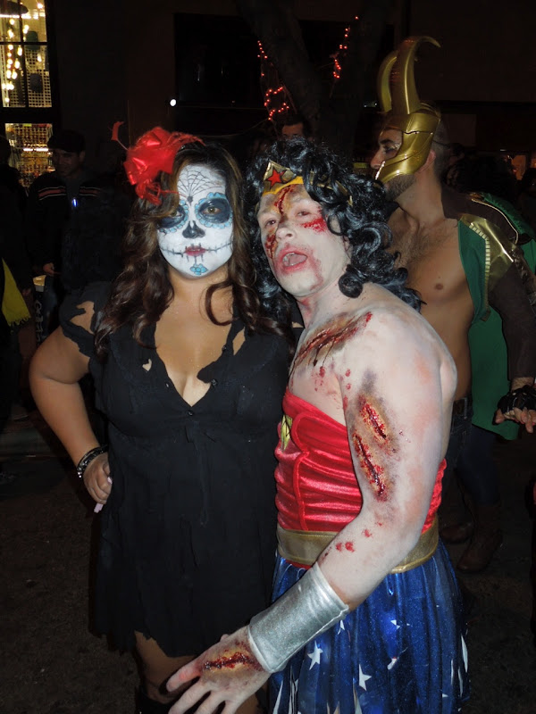 West Hollywood Halloween Carnaval 2012