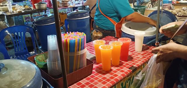 น้ำส้ม น้ำสับปะรด