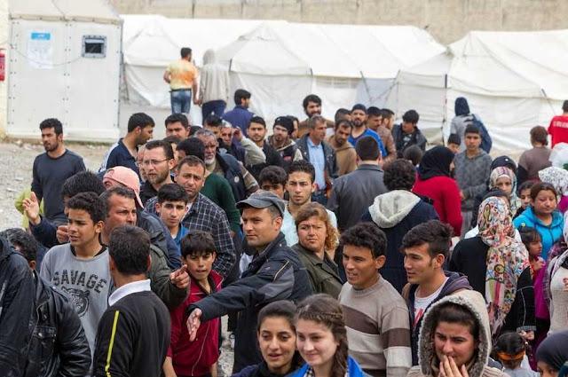 Ωραιόκαστρο και πρόσφυγες