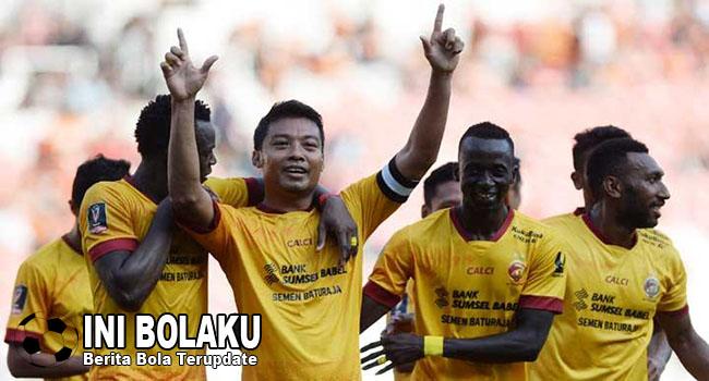 Sriwijaya FC Lepas Sembilan Pemain Pilar Penting
