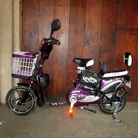 Unity Hero Happy Electric Bike