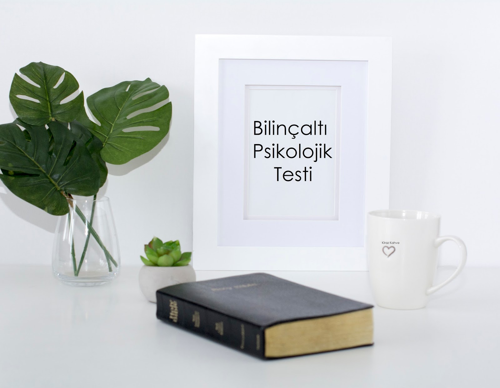 bilinçaltı psikolojik test
