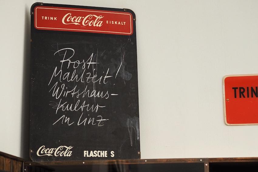 Prost Mehlzeit, Wirtshauskultur in Linz