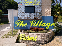 the village resort