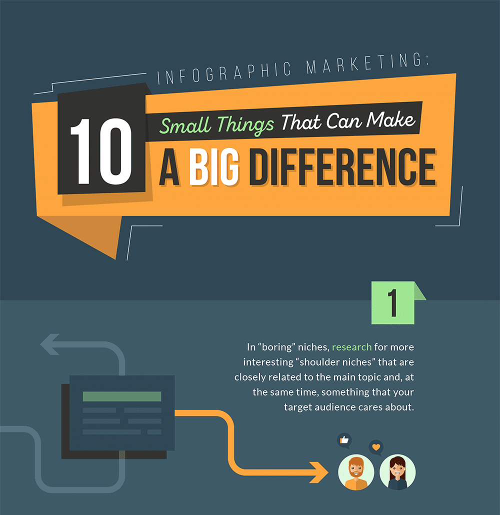 How to attract more viewers to your infographic