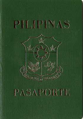 Image of Philippine passport