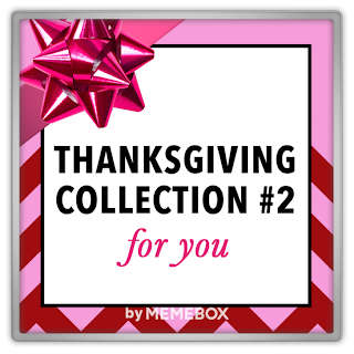 Memebox Thanksgiving Box Collection #2 For You 미미박스 Commercial