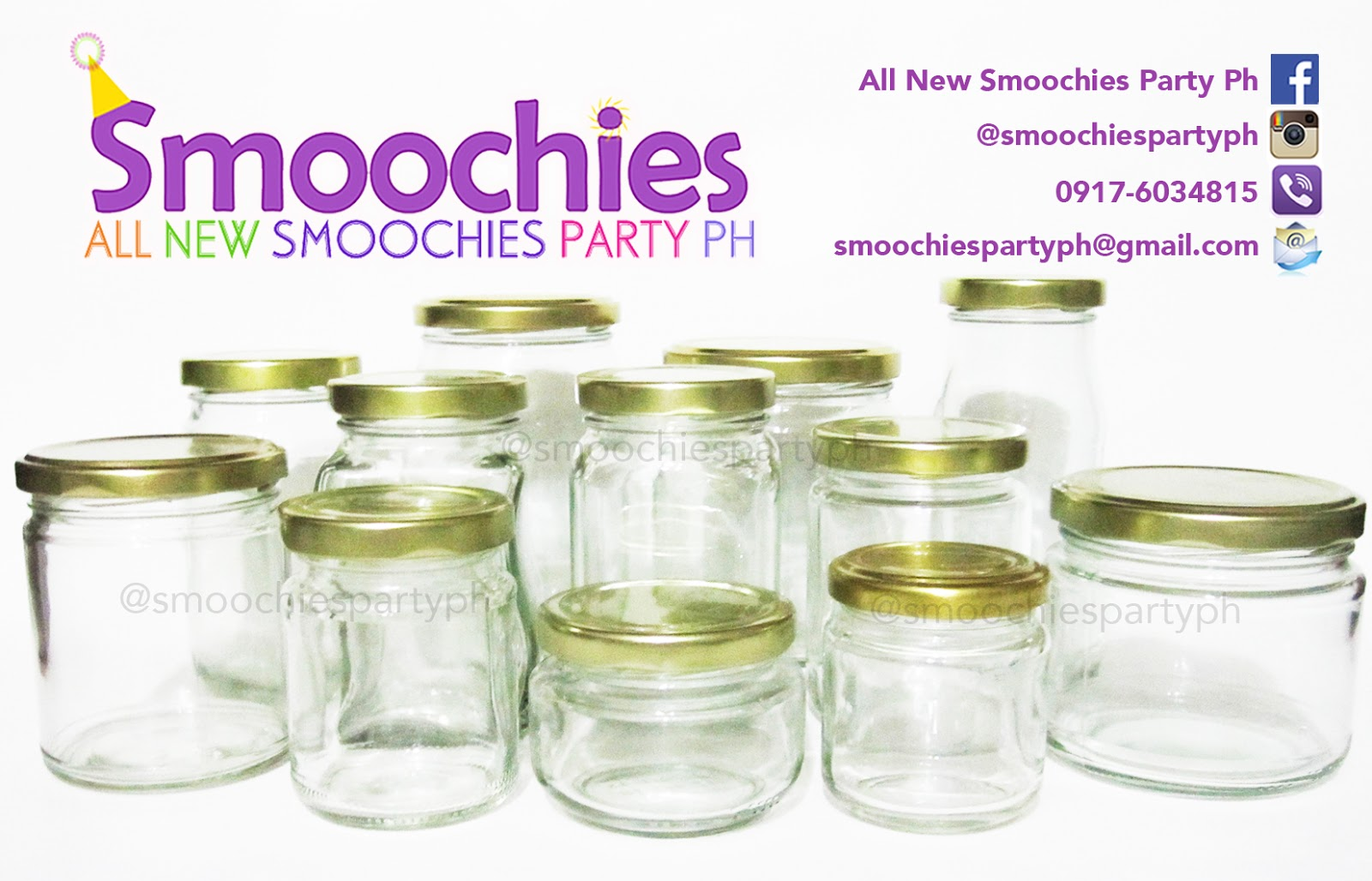 Jars On Sale Smoochies Party
