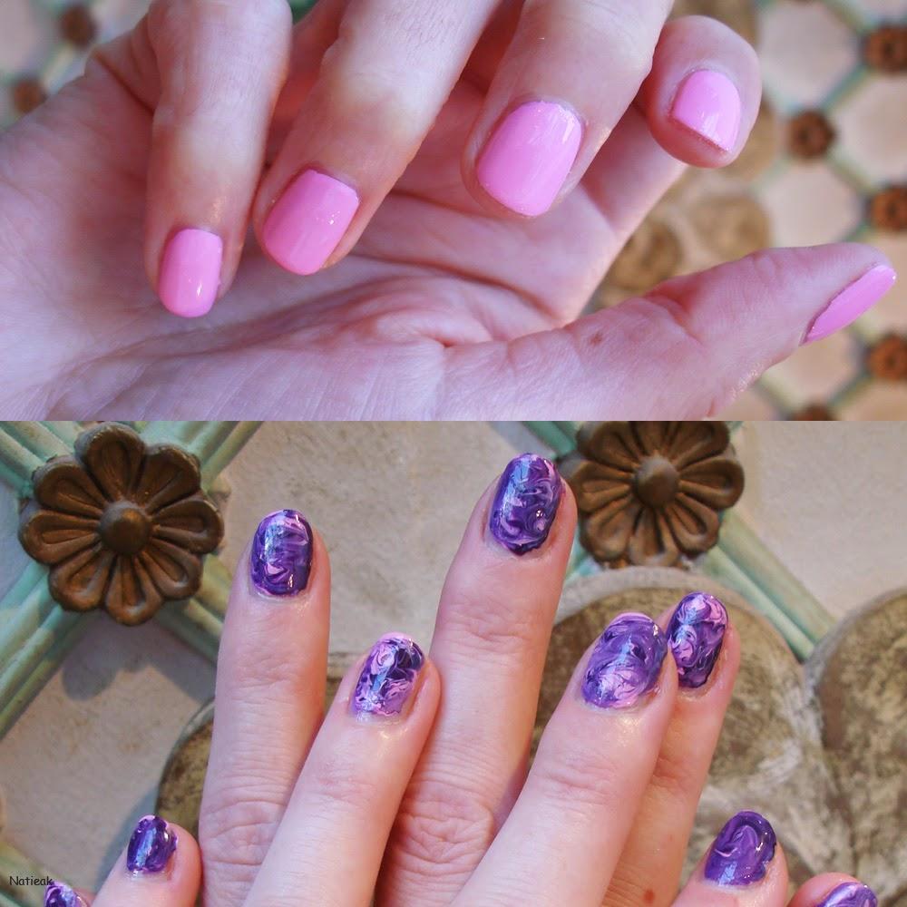 Nail Party, blabla & bigoudis  vernis à ongles Couleur Caramel