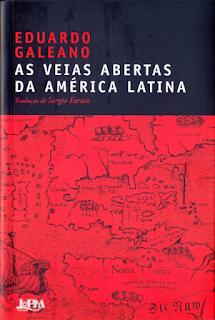 As Veias Abertas da America Latina promoção