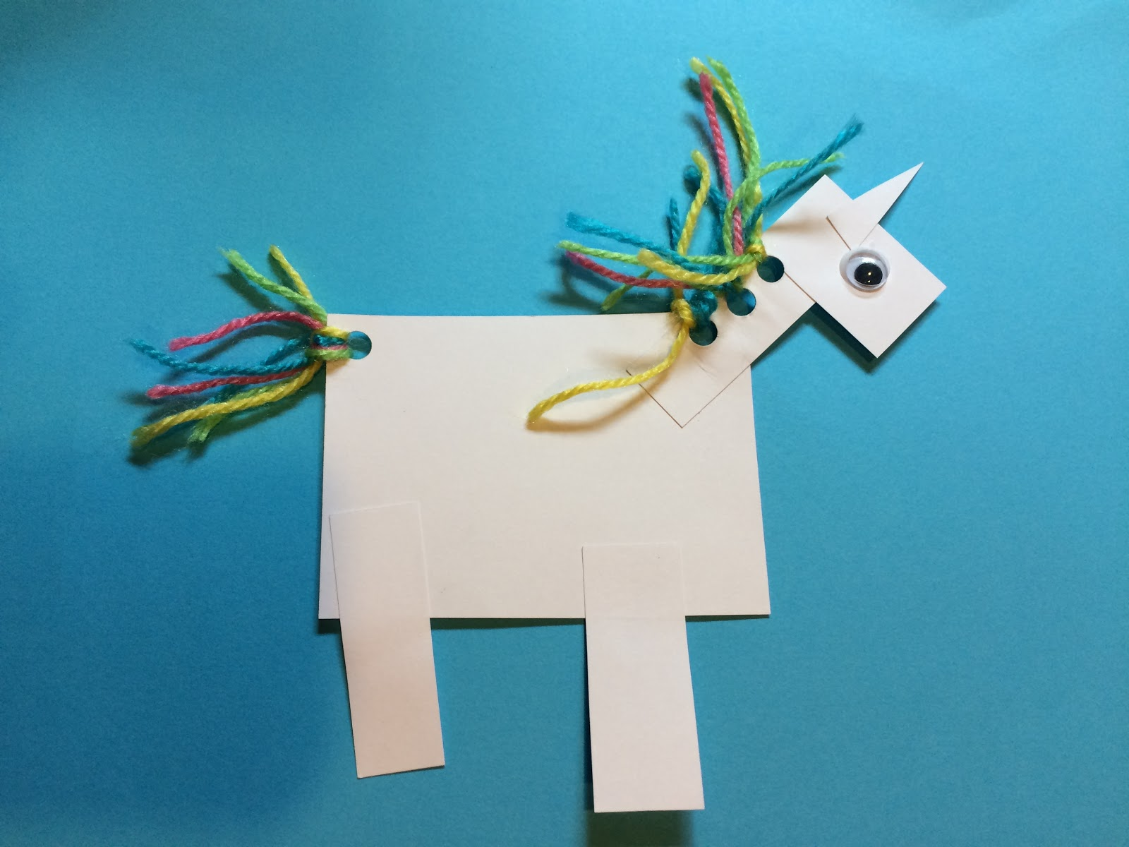 News With Naylors Letter U Unicorn Craft Unifex Activities