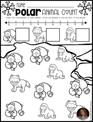 Little Giggles and Wiggles: Penguin Activities, Centers