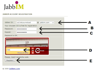 Cara Membuat Account Jabber @Jabbim di Website Jabbim.com