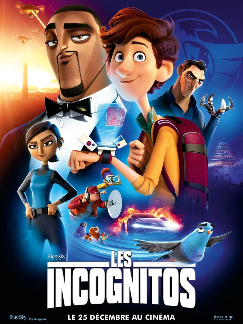 Les Incognitos [HDTS] [Streaming] [Telecharger]