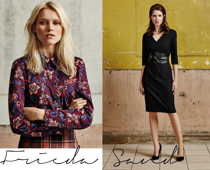 Frieda Sand Ethical Fashion Brand