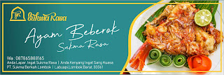 rumah makan di lombok