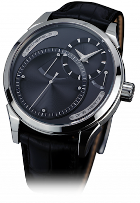 One hertz Ruthenium dial