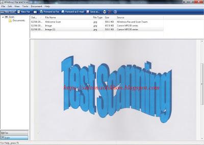 Beginilah, Cara Scan Dokumen, File, maupun Gambar dengan Printer adalah tutorial scan dokumen, file, maupun gambar dengan menggunakan printer.
