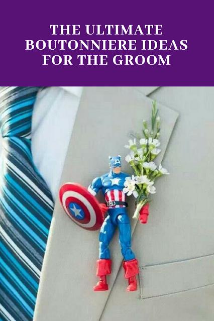 Boutonniere Alternatives-wedding ideas - wedding services in Philadelphia PA - wedding inspiration by K'Mich - boutonniere ideas