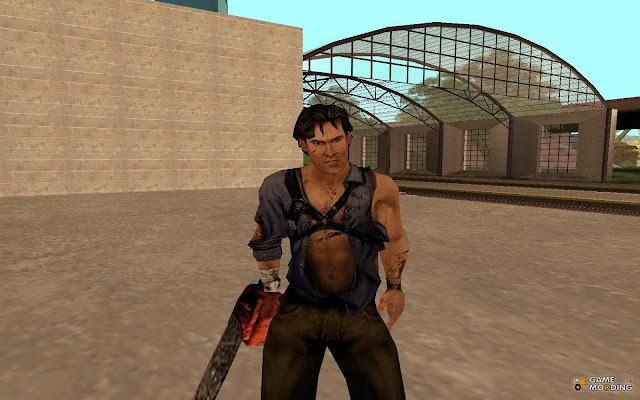 Evil Dead Regeneration PC Game