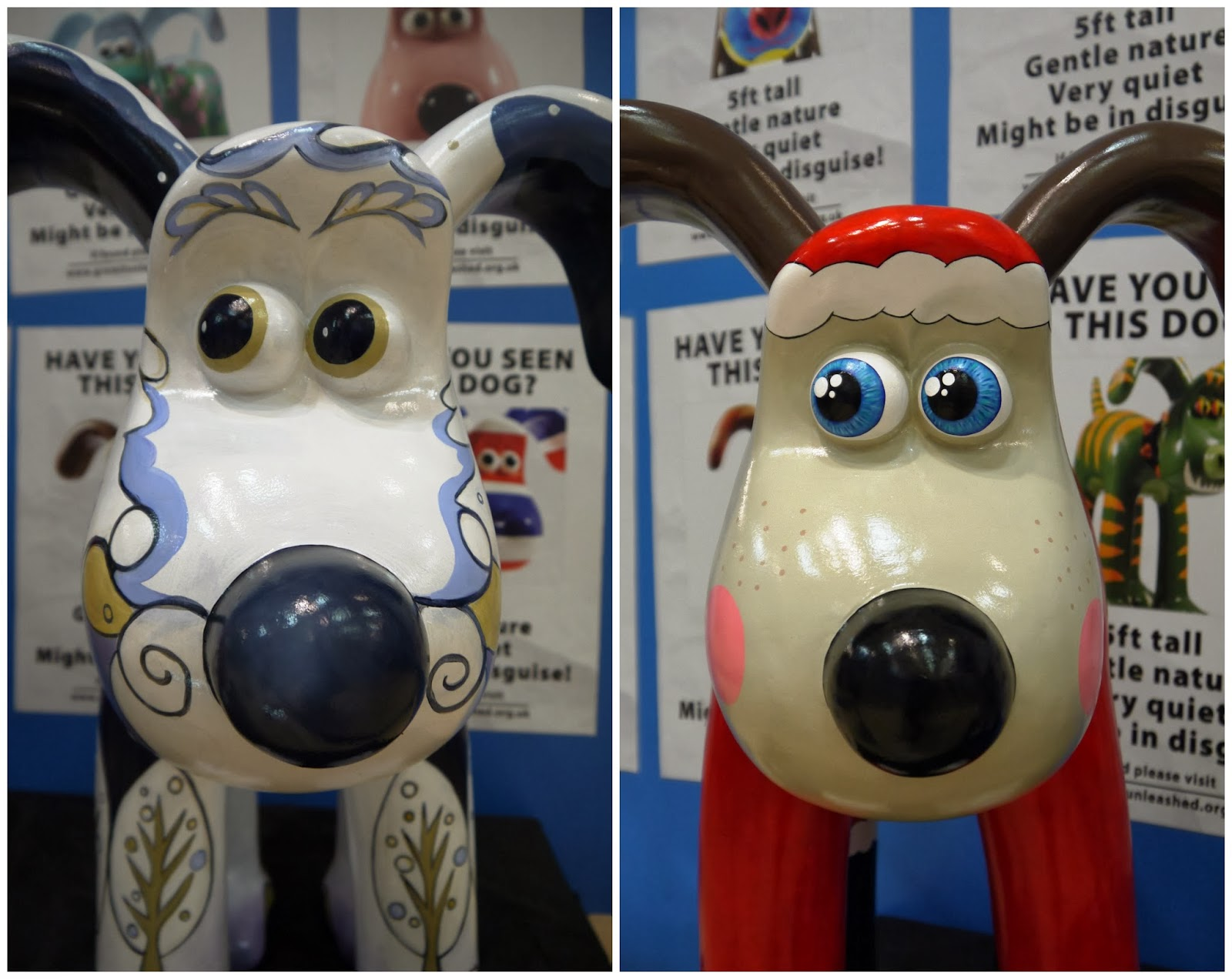 Gromit at the Mall, Bristol
