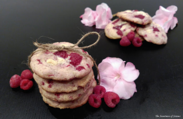 cookies-de-vainilla-y-frambuesa, raspberry-cookies
