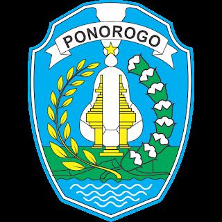 Logo Kabupaten Ponorogo Vector