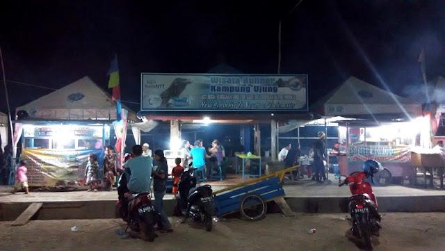 Wisata Kuliner Kampung Ujung