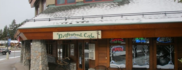 Restaurante Driftwood Cafe em South Lake Tahoe