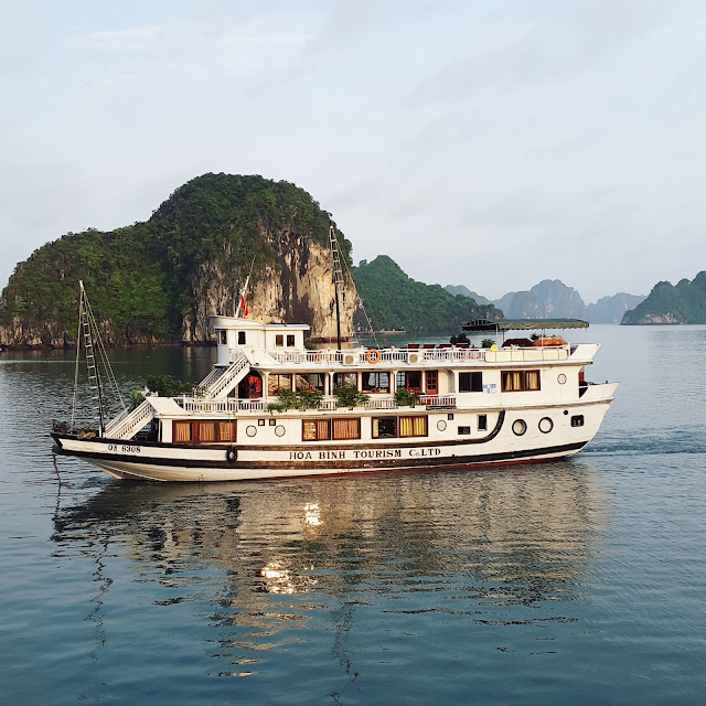 paradise cruise ha long bay