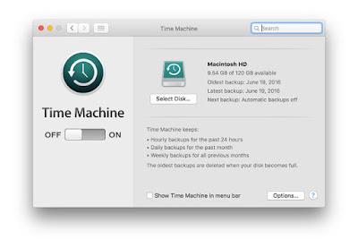 Tips Update MacOS
