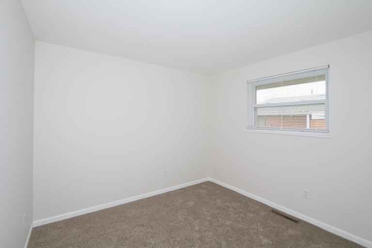 Second bedroom after