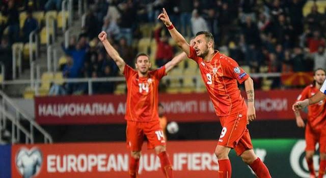 FIFA Weltrangliste: Mazedonien um neun Plätze verbessert