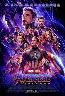 Avengers Endgame (2019)  Hindi Dual Audio 720p HDTC Download