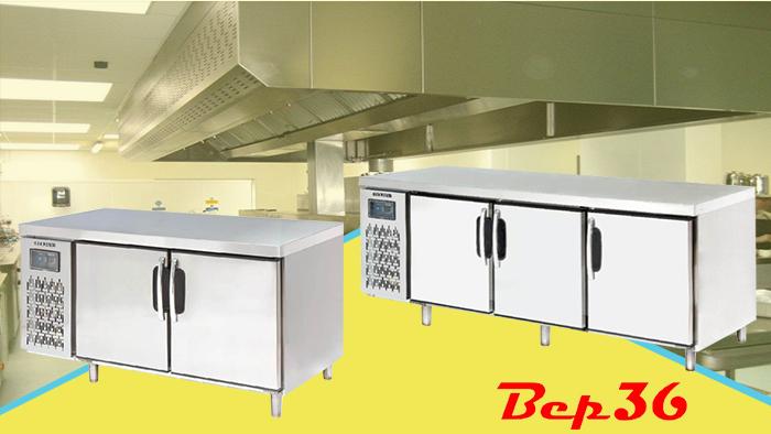 bàn mát - bàn lạnh công nghiệp