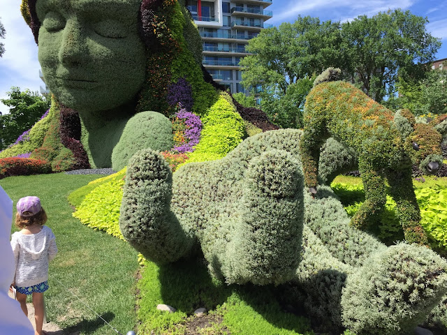 Mother Earth, Gaea - from MosaiCanada150, Hull, Quebec, Canada