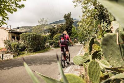 Tourensammlung Mountainbike Elba